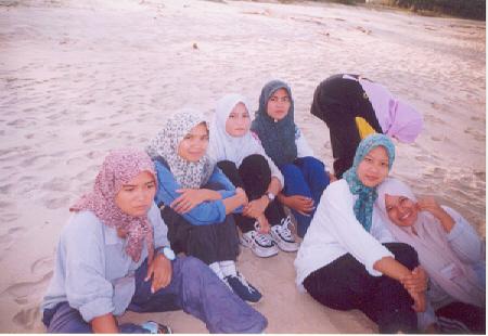 Bergambar Kat Besut, Terengganu